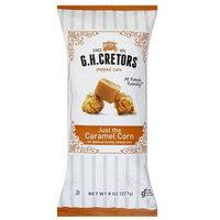 Generic G.H. Cretors Just the Caramel Corn Popped Corn, 8 oz, (Pack of 12)