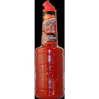 American Beverage Strawberry Puree (03-0167) Category: Cocktail Drink Mixes