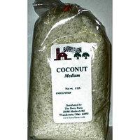 Barry Farm Coconut, Medium Cut, 1 lb.
