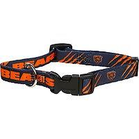 Hunter Chicago Bears NFL Dog Collar
