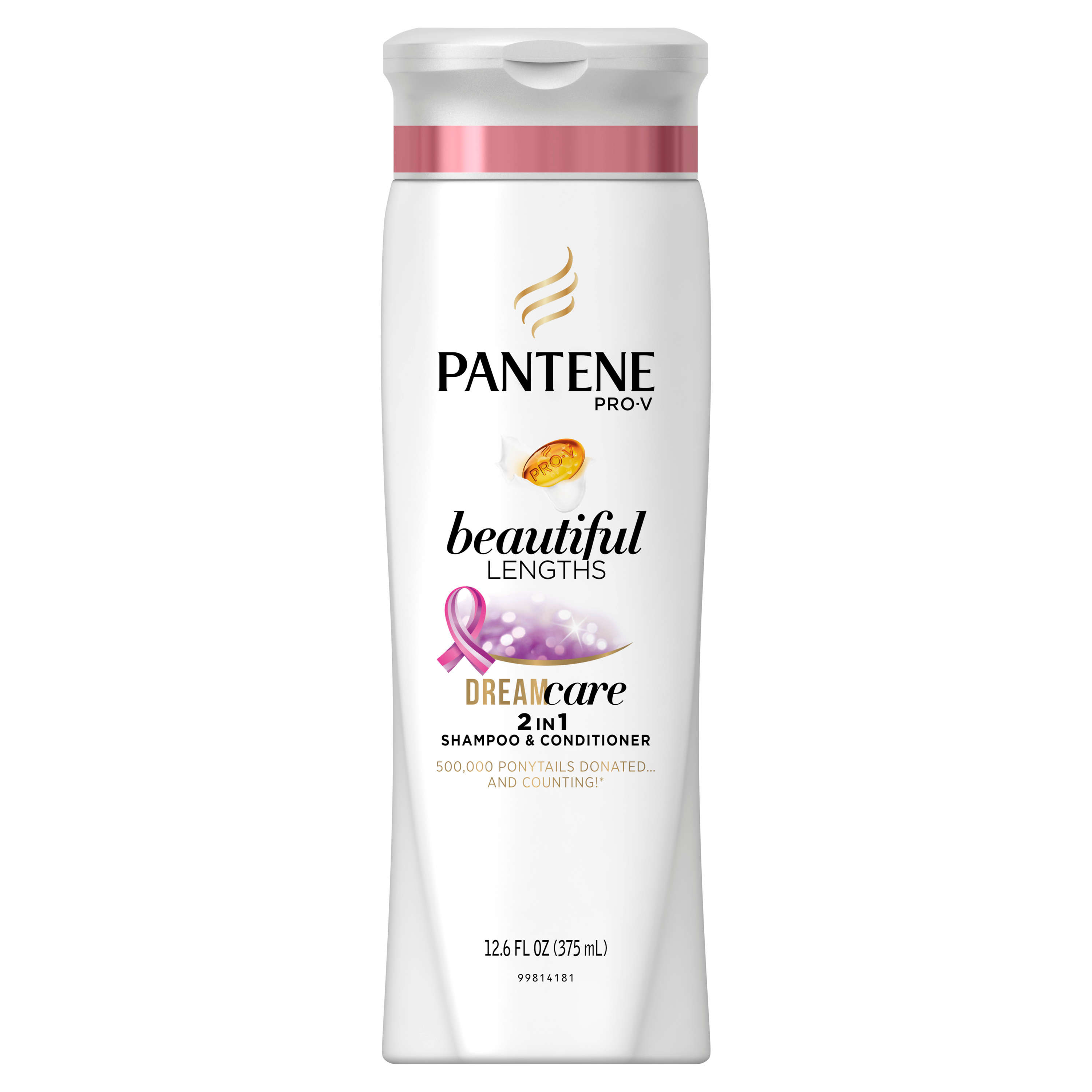 Pantene Pro-V Beautiful Lengths 2-in-1 Shampoo & Conditioner