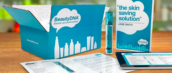 Beauty DNA Box