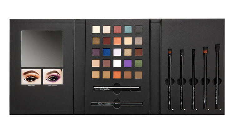 Nyx Beauty School Dropout Extra Credit Palette Reviews 2019