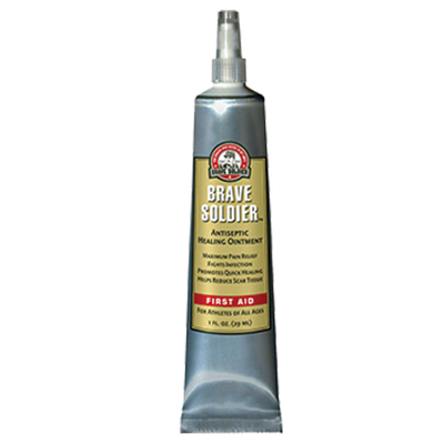 Brave Soldier First Aid Antiseptic Healing Ointment