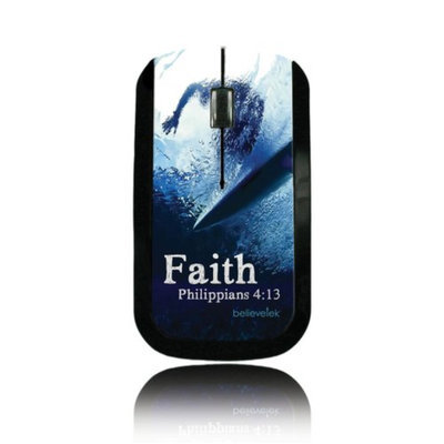 Believetek Faith Surfer Wireless Mouse