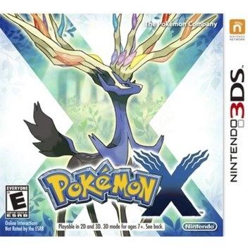POKEMON X (Nintendo 3DS)