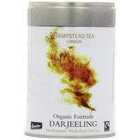 Hampstead Tea Organic Fairtrade Darjeeling Loose Leaf Tea, 3.53-Ounce Tins (Pack of 3)