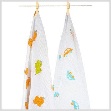 Aura Weavers AURA(tm) Weavers AW01P2S004R Beep N' Play baby blanket
