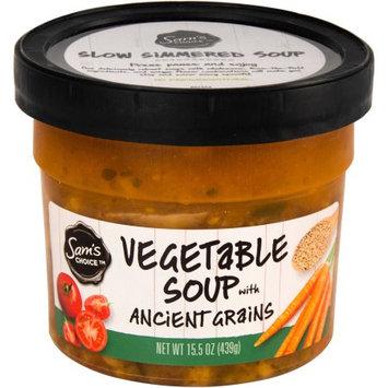 Sam's Choice Vegetable Soup with Ancient Grains, 15.5 oz
