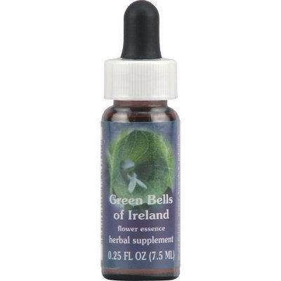 Flower Essence Green Bells of Ireland Dropper 0.25 Ounces