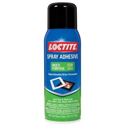 Loctite Adhesive Craft Spray, 11 oz