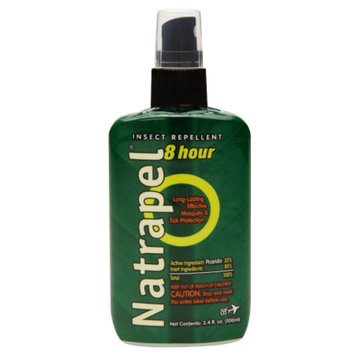 Natrapel 8 Hour Insect Repellent Uncarded Pump, 3.4 oz