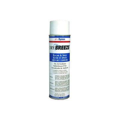 Itw Dymon Dry Breeze Aerosol Air Freshener