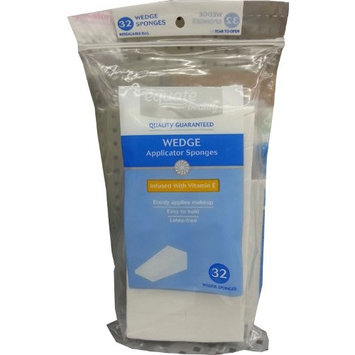 Wal Mart Wedge Applicator Sponges 32ct