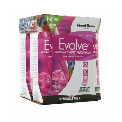CytoSport Evolve Protein Shake Mixed Berry