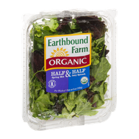 Earthbound Farm Organic Half Spring Mix & Half Baby Spinach