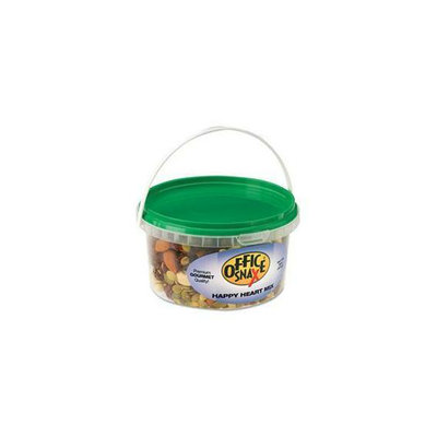 Office Snax 00055 All Tyme Favorite Nuts- Happy Heart Mix- 16 oz Tub