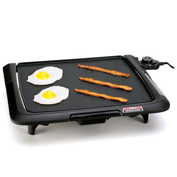 Presto Cool Touch Electric Tilt N' Drain Griddle