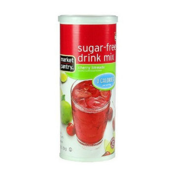 market pantry Market Pantry Sugar-Free Cherry Limeade Drink Mix 1.9-oz.