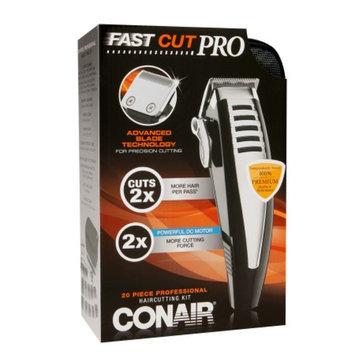 Conair Fast Cut Pro Haircutting Kit, 20 Pieces, 1 ea