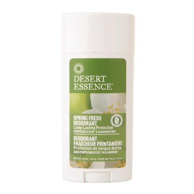 Desert Essence Deodorant Spring Fresh