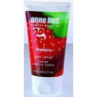 Anne Lind Body Lotion Strawberry Annemarie Borlind 5.07 oz Lotion