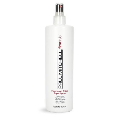 Paul Mitchell Freeze and Shine Spray, 16.9 Ounce