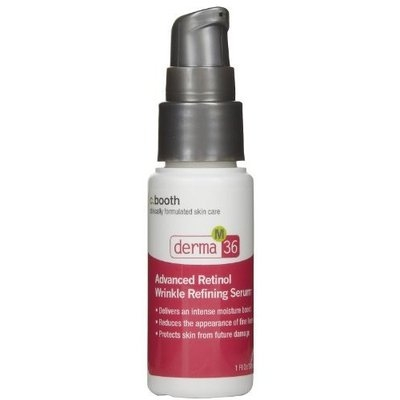 c. Booth Derma Advanced Retinol Refining Serum-1 oz