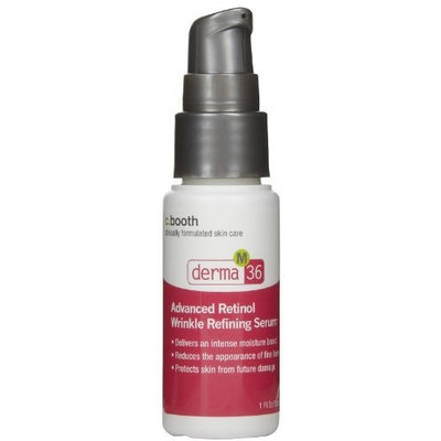 c. Booth Derma Advanced Retinol Refining Serum-1 oz