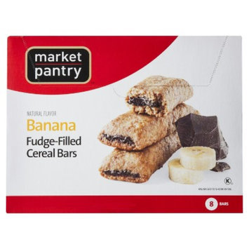 market pantry Market Pantry Banana Fudge-Filled Cereal Bars 8 pk