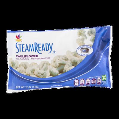 Steam Ready Cauliflower