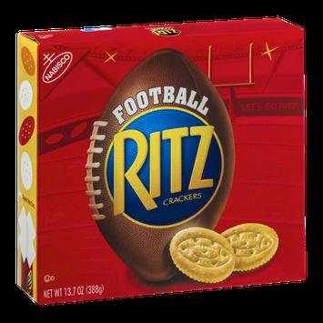 Nabisco RITZ Football Crackers