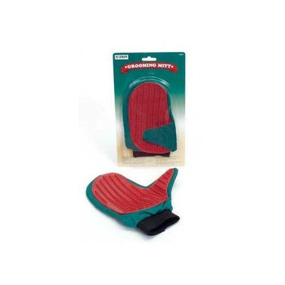 Safari Pet Products Rubber Grooming Mitt