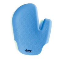 Juvo Products GMB01 E-Z Open Grip Mitt, Blue