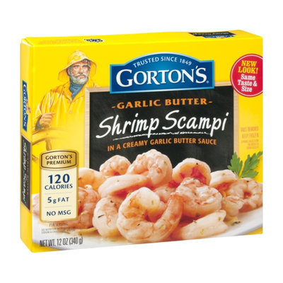 Gorton's Shrimp Scampi Garlic Butter