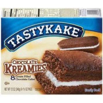 Tastykake® Kreamies Kakes Ceam Filled Choclate Cakes