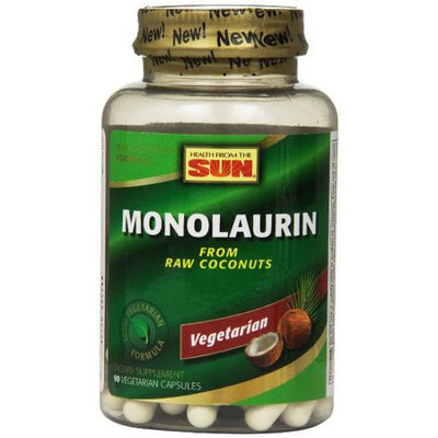 Health From The Sun Monolaurin, 90 Count