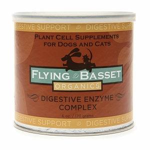 Flying Basset Organics Digestive Enzyme Complex