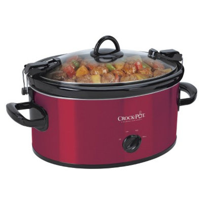 Crock-Pot Cook 'N' Carry - Red (6 Quart)
