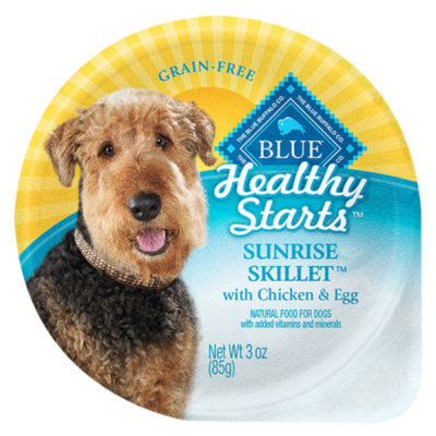 THE BLUE BUFFALO CO. BLUE™ Healthy Starts™ Sunrise Skillet™ with Chicken & Egg Food for Dogs