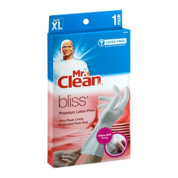 Mr. Clean Bliss Premium Latex-Free Size XL