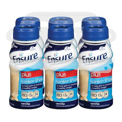Ensure Plus Nutrition Shake