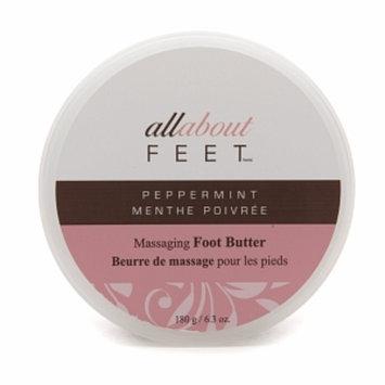 All About Feet Massaging Foot Butter