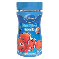 Disney Omega 3 Finding Nemo Gummies - 70 Count