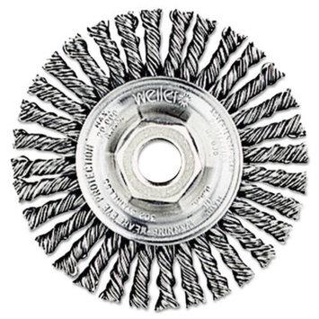 Weiler Dualife STBA-432 Stringer Bead Twist Knot Wire Wheel