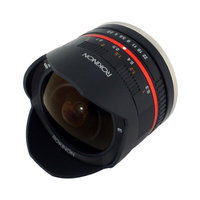 Elite Brands 28FE8MBK-FX Rokinon 8mm F2.8 Ultra Wide Fisheye Lens for Fuji X