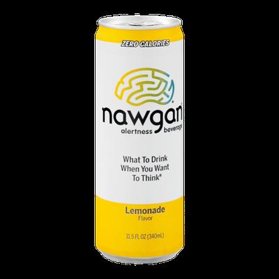 Nawgan Alertness Beverage Lemonade