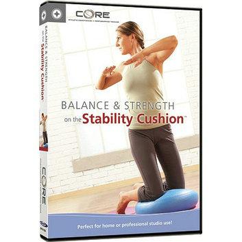 STOTT PILATES DVD - Balance & Strength on the Stability Cushion