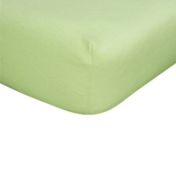 Trend Lab Sage Flannel Fitted Crib Sheet
