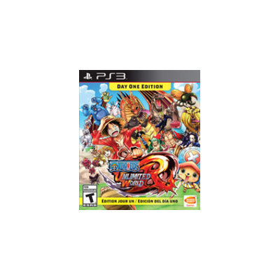 BANDAI NAMCO Games America Inc. One Piece Unlimited World Red